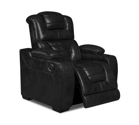 Corinthian 73904-19HRBT Power Recliner: Desert Eclipse