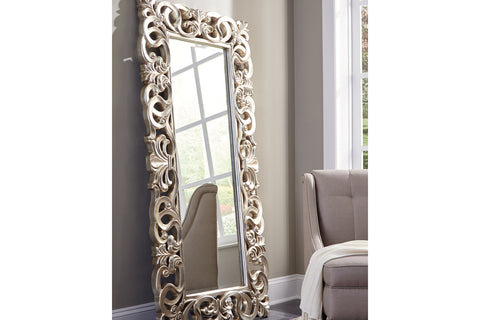 Ashley A8010123 Lucia Accent Mirror