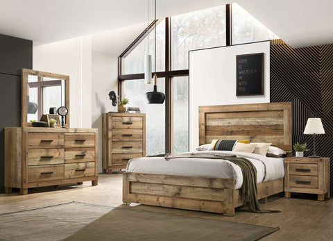 Lifestyle B8311B Queen Bedroom Group