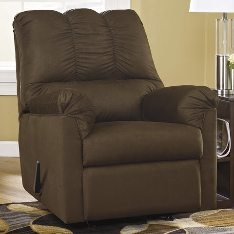 Ashley Darcy Recliner - Dunlap Furniture