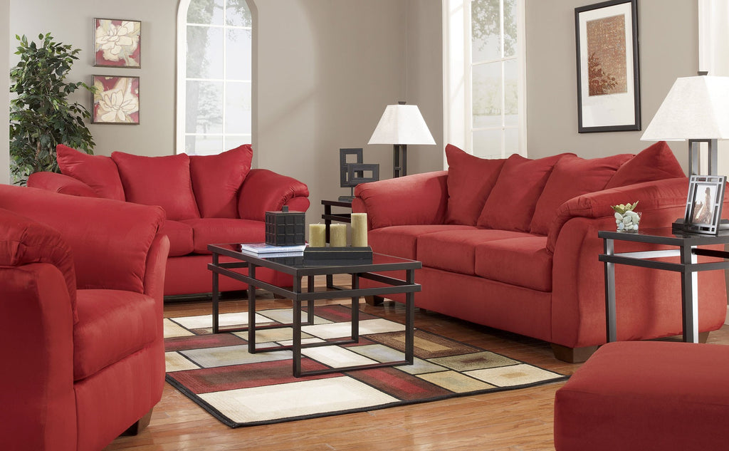 Ashley 7500 Darcy Sofa Amp Loveseat Dunlap Furniture