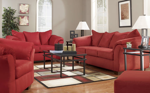 Ashley Darcy Sofa & Loveseat - Dunlap Furniture