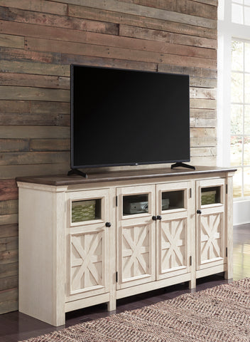 Ashley W647-60 Bolanburg Extra Large TV Stand