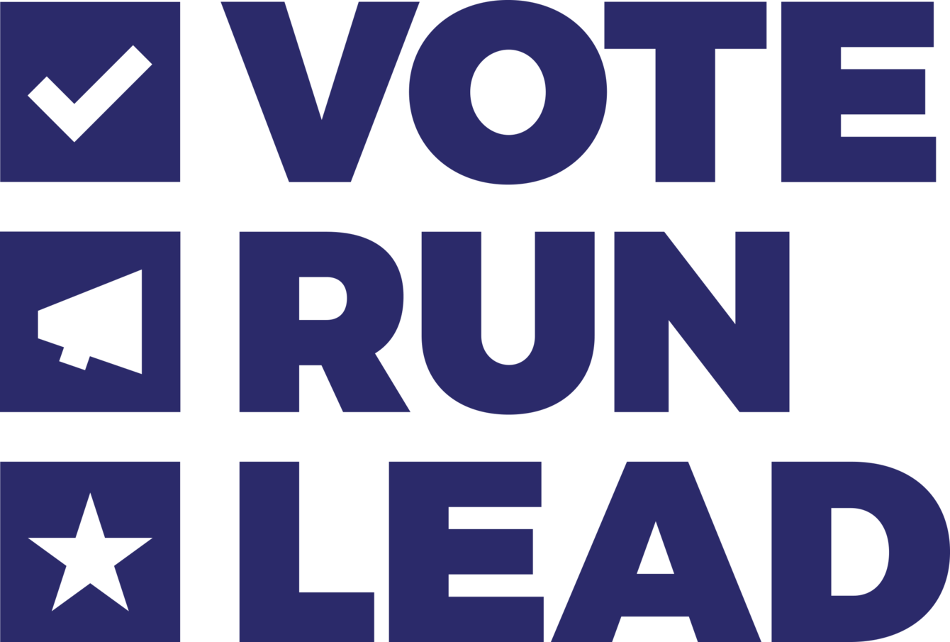 Vote Run Lead