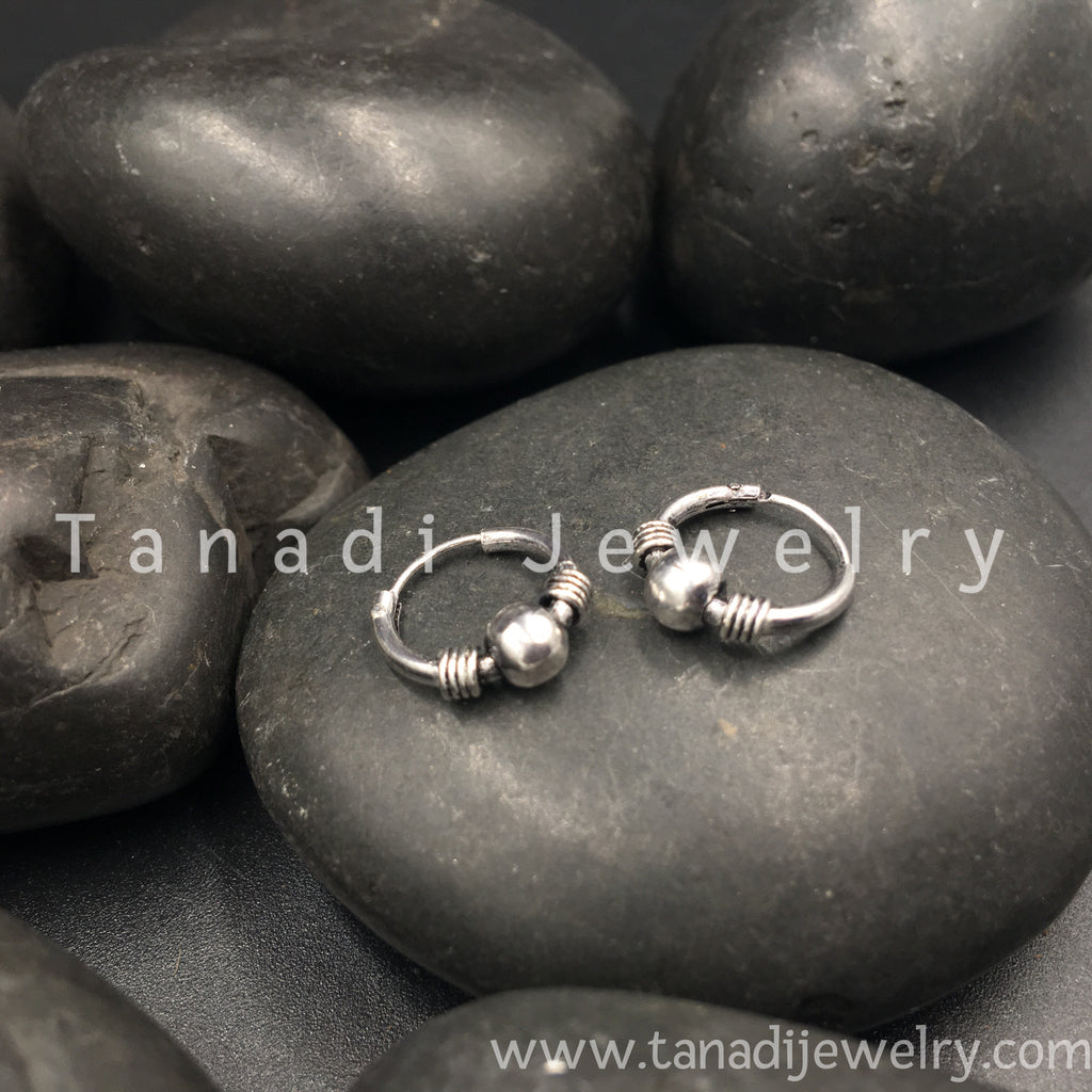 Silver Rings Plain - Small - 1