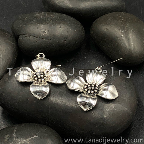 Trendy Oxidised Earrings - 9