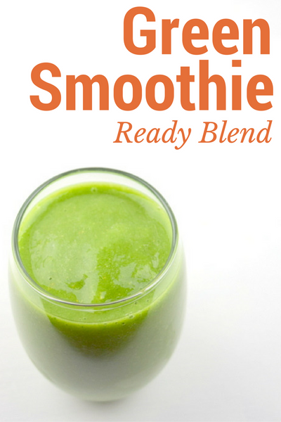Green Smoothie - Ready Blend