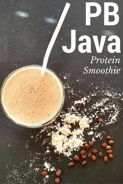 PB Java Protein Smoothie