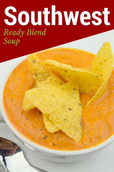 Southwest Ready Blend Soup
