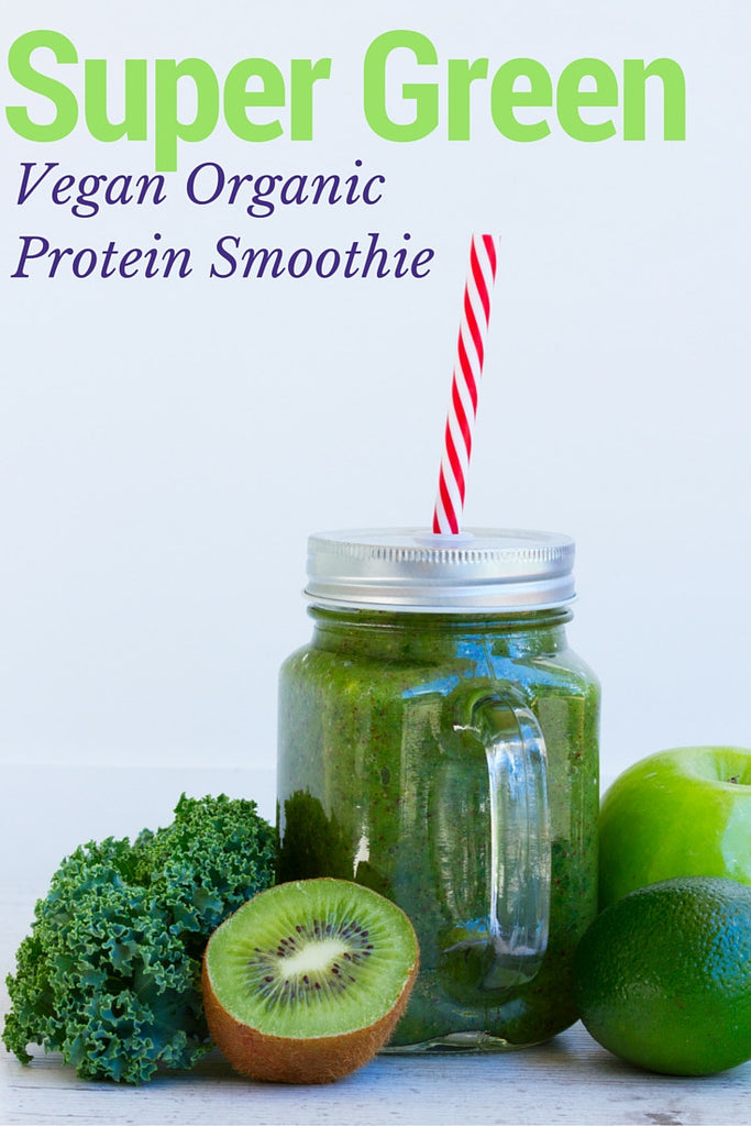 Super Green Protein Smoothie