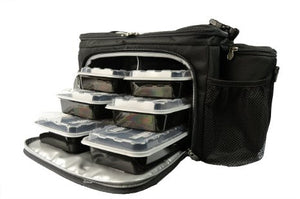 Never miss your meals with Isolator Meal Bag!