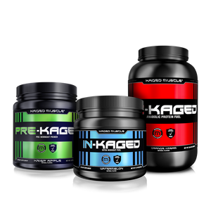 Kris Gethin's Kaged Muscle is in stock! クリスゲシンのケージドマッスル入荷しました!