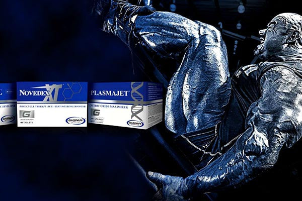 Gaspari 12weeks Anabolic Stack $10off!