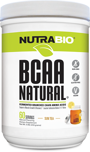 No artificial flavor or color, Nutrabio Natural line 人工甘味料、着色料を一切使わないナチュラル製品!
