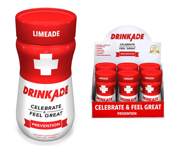 DRINKADE Prevention (6 pack)