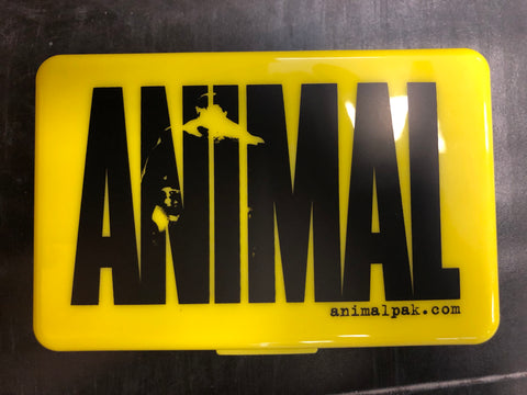 Animal Pak Pill Case