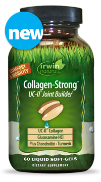 Irwin Naturals Collagen Strong