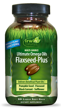 Irwin Flaxseed-Plus