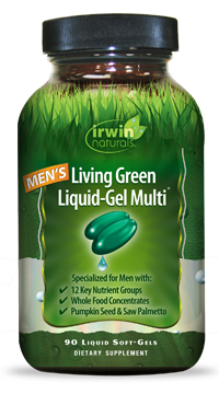 Irwin Men's Living Green Multi