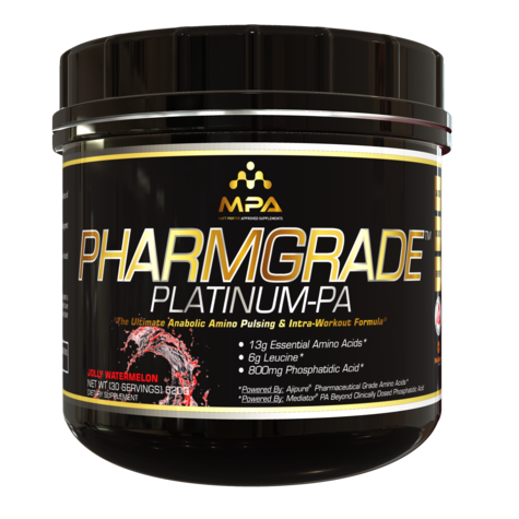 PHARMGRADE PLATINUM-PA(EAAs)