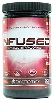 Infused Advanced Intra-Workout Fruit punch