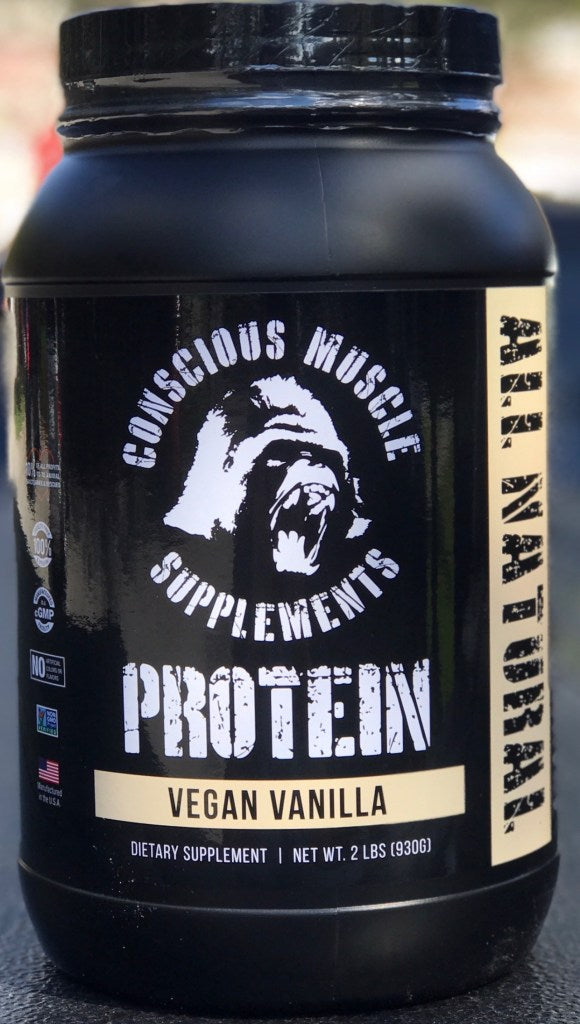 Conscious Muscle Protein (菜食プロテイン)