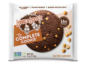 Lenny & Larry High Protein Cookie (12cookies/case) レニーラリーハイプロテインクッキー(1箱12個入)