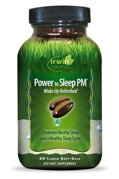Irwin Naturals Power to Sleep