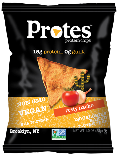 Protes Protein Snacks 4oz/113g, 1case(12 bags)