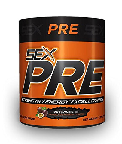 SEX PREWORKOUT