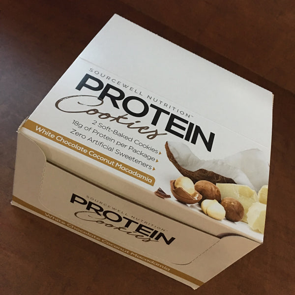 Source Protein Cookie (1box/12pack)