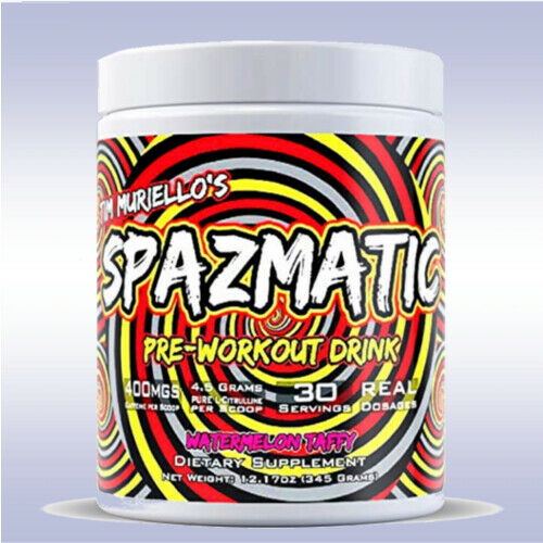Spazmatic Pre Workout