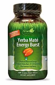 Irwin Yerba Mate Energy Burst