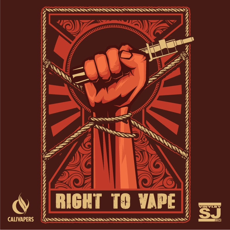 Do Your Part To Save Vaping!