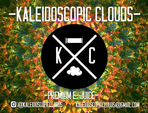 Kaleidoscopic Clouds Collection