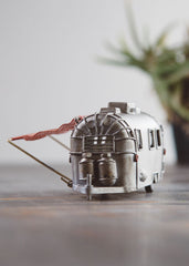 airstream camper ornament