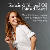Keratin Touch Curling Iron