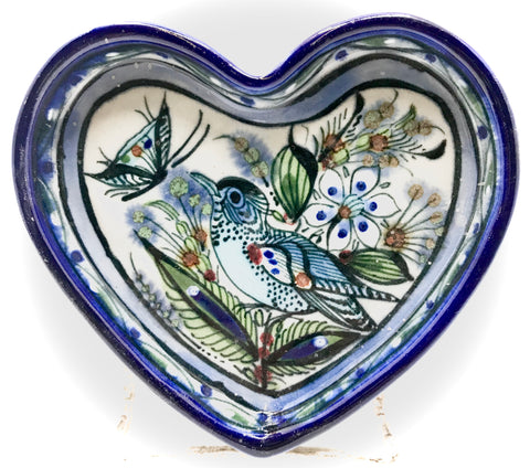 Ken Edwards Collection Small Heart Tray (KE.CH15)