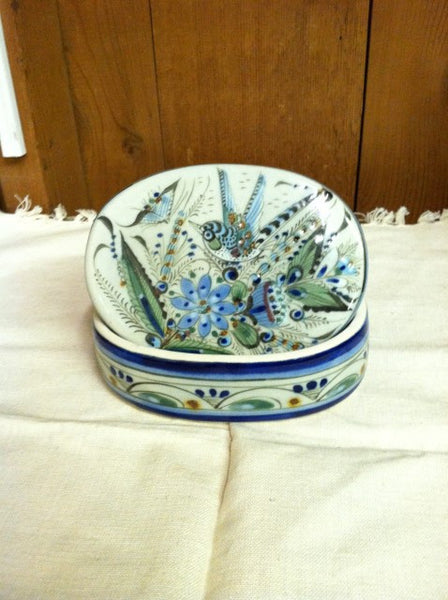 Ken Edwards Collection Oval Box
