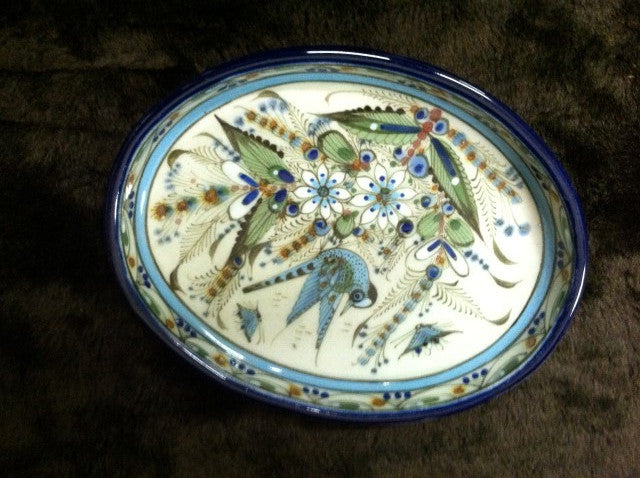 Ken Edwards Collection Oval Tray