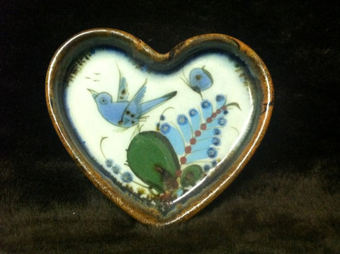 Ken Edwards Small Heart Tray