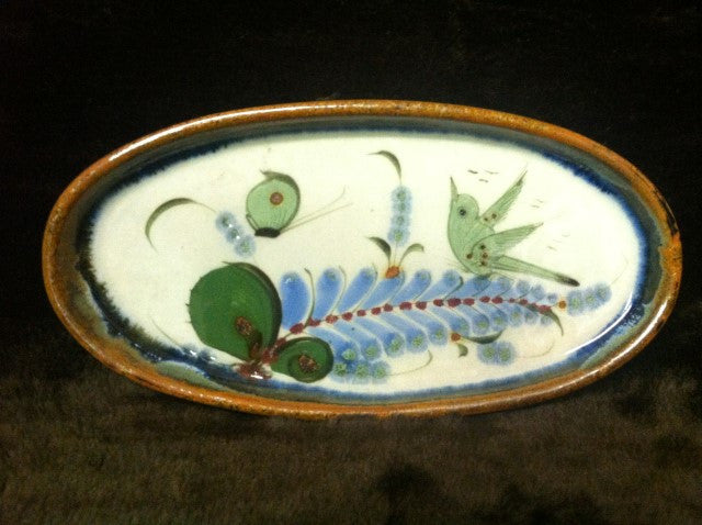 Ken Edwards Medium Long Oval Tray