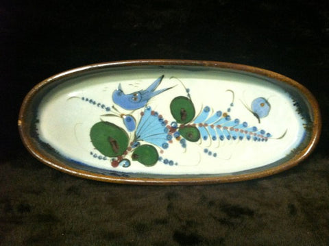 Ken Edwards Large Long Oval Tray