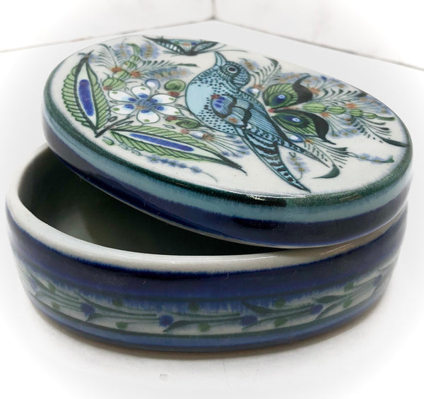 Ken Edwards Collection Series Oval Box (KE.CA6)