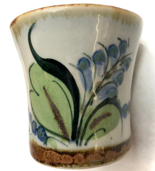 Ken Edwards Pottery Small Drinking cup in lead free stoneware. (KE.G1)