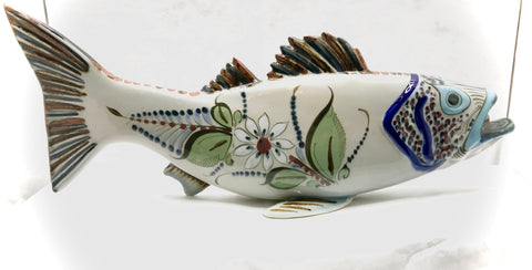 Ken Edwards Pottery Fish Extra Large sculpture in stoneware  (KE.E6)