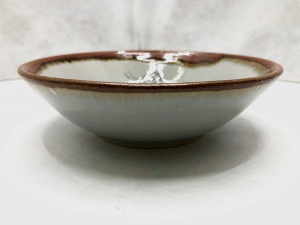 Ken Edwards Pottery Cereal Or Soup Bowl lead free and hand crafted (KE.V7)