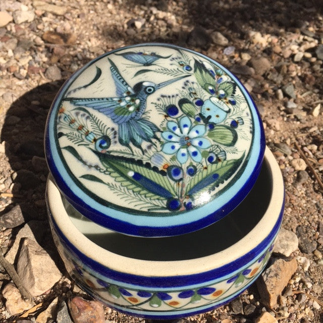 Ken Edwards Collection Round Box