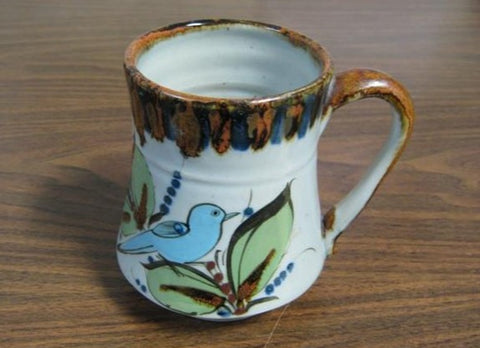 Ken Edwards Large Thrown Mug