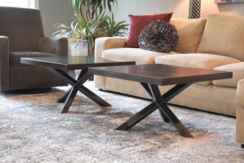 Custom furniture dallas coffee tables wayne works dallas texas